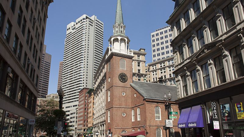 Speak Out! The 5th Annual Boston Massacre Anniversary Orations at the Old South Meeting House