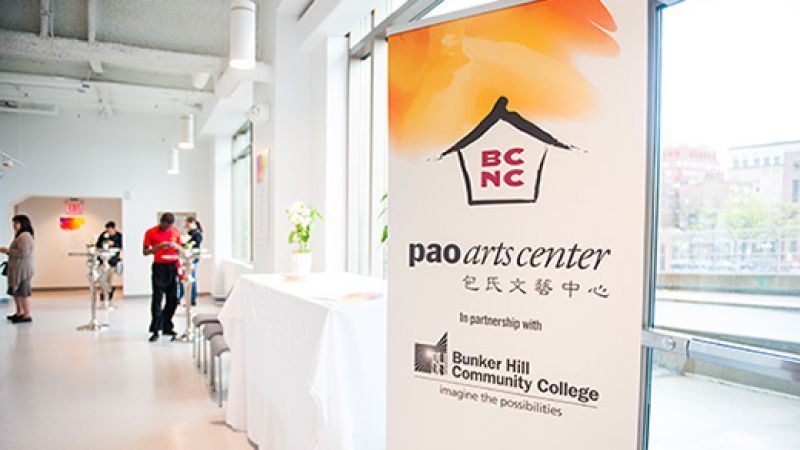 Chinatown Presents: Authors Anelise Chen and Q.M. Zhang at the Pao Arts Center