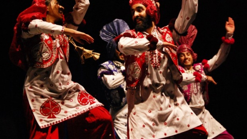 Boston Bhangra 2013 Competition (Orpheum Theatre)
