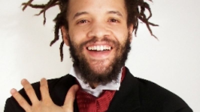 "Savion Glover's ""Sole Sanctuary"" (Boston Opera House)"