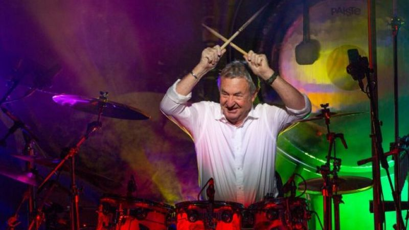 Nick Mason's Saucerful of Secrets at the Orpheum Theatre