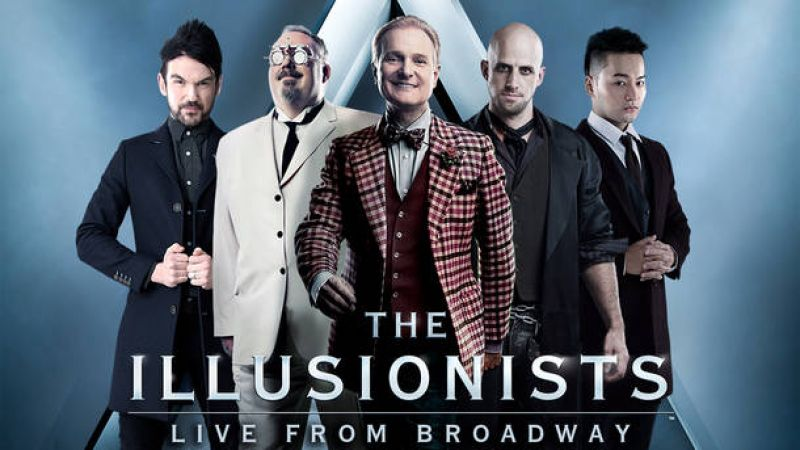 The Illusionists at the Emerson Colonial Theatre