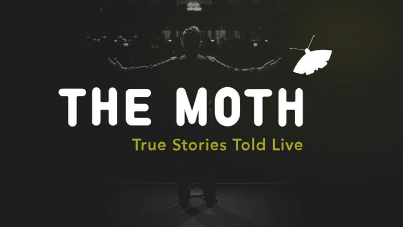 The Moth GrandSLAM 2018 at Emerson Cutler Majestic Theatre