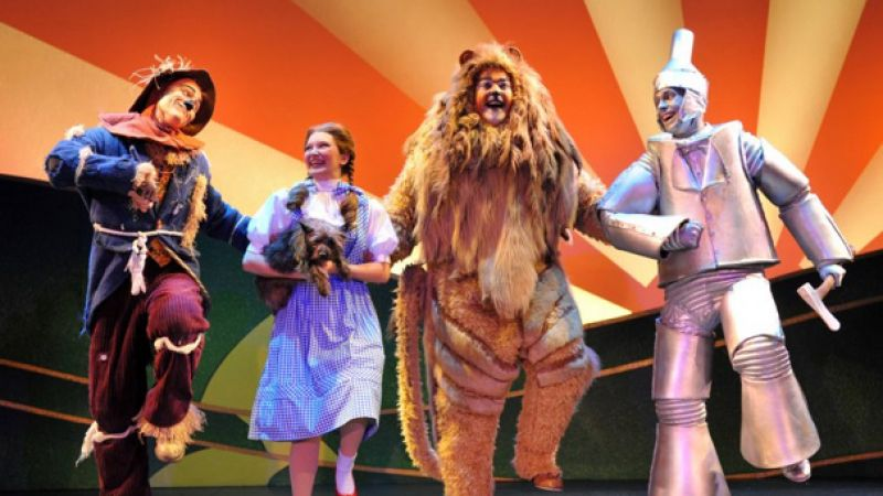 """The Wizard of Oz"" at The Boston Opera House"