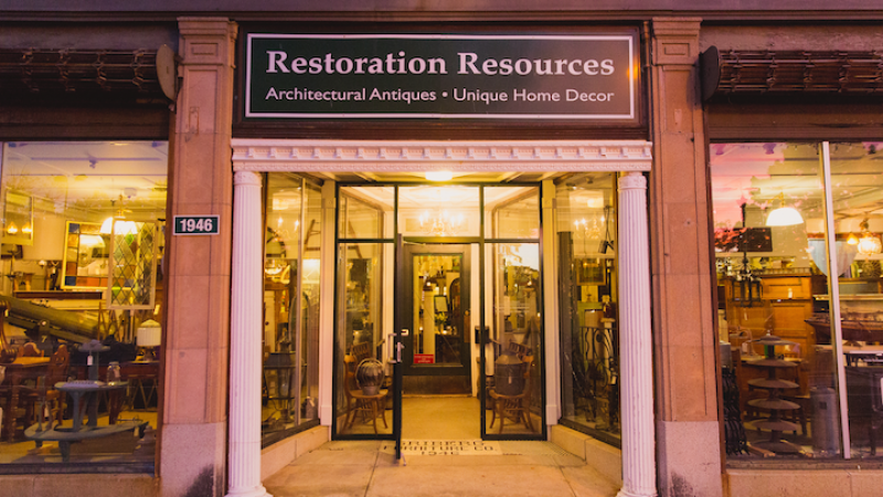 Tour at Restoration Resources, Part International Greenbuild Conference on Nov. 10th