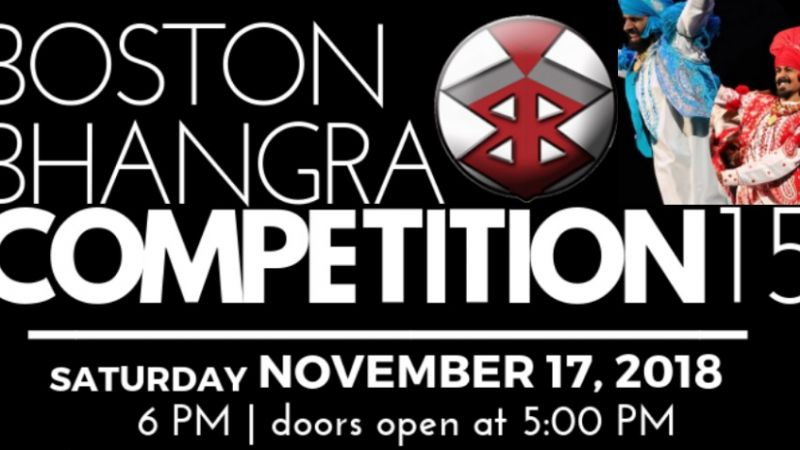Boston Bhangra Competition 2018