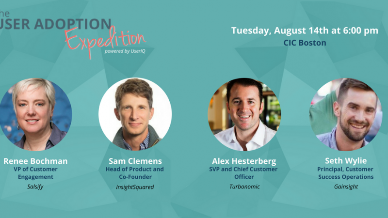 The User Adoption Expedition: Camp Boston