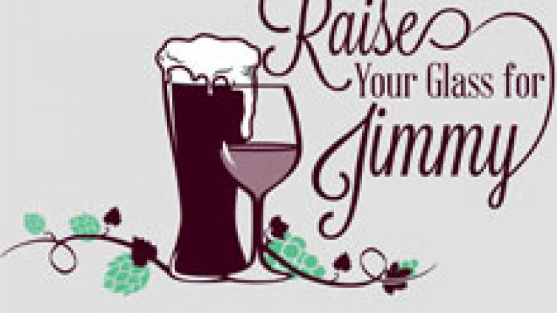 Raise Your Glass for Jimmy