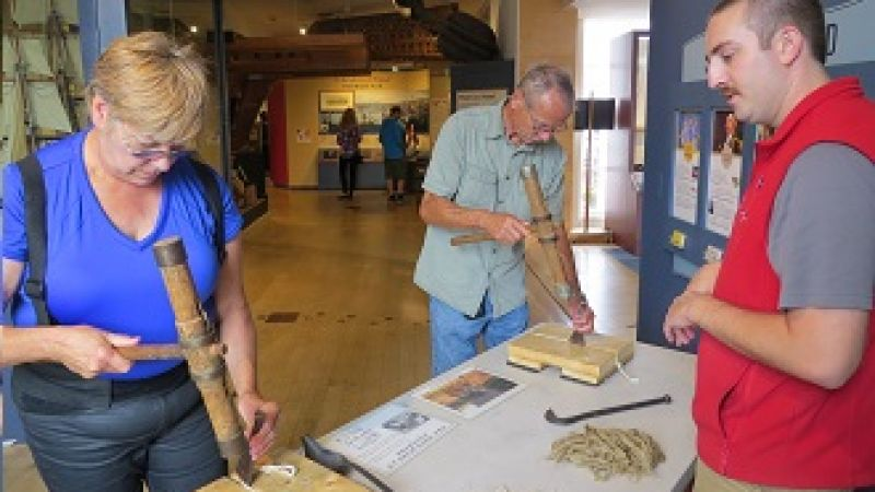 Daily Hands-on Programs at the USS Constitution Museum