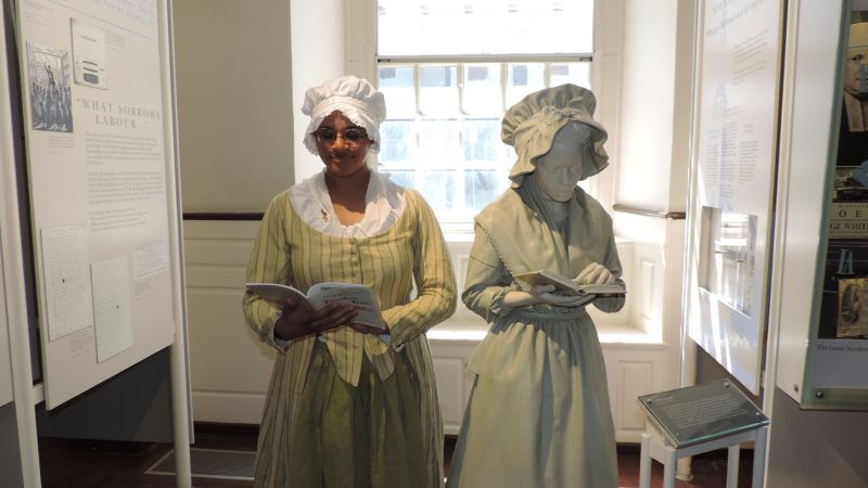 Phillis Wheatley Day