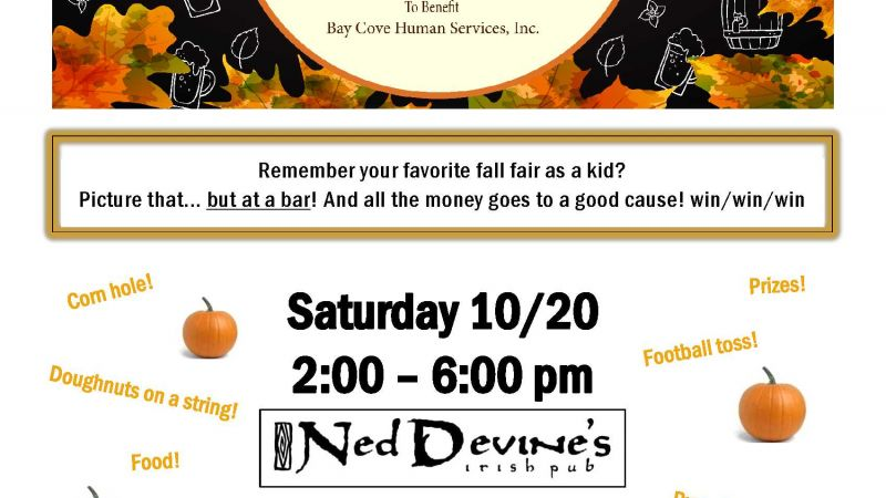 Fall Festival benefiting Bay Cove Human Services