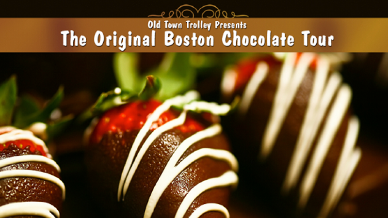 The Old Town Trolley Chocolate Tour