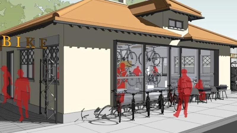Activating Historic Sites in Dorchester – Sip & Spoke Bike Kitchen, and More!