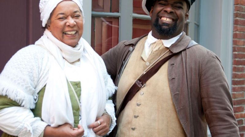 African American Patriots Tour
