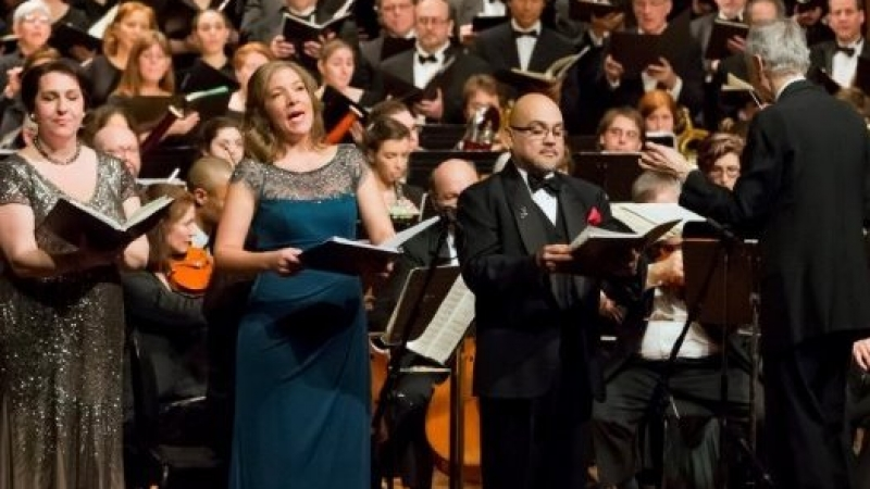 New England Philharmonic presents 'A Child of Our Time'