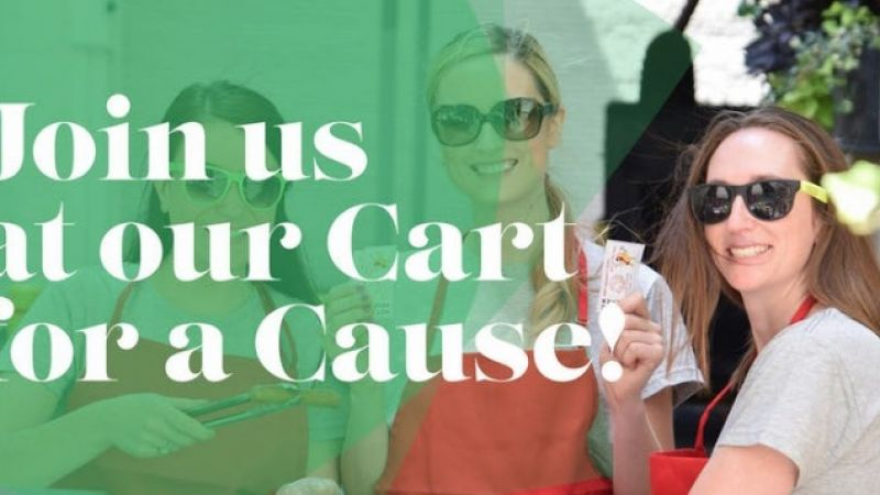 Cart for a Cause to Benefit WGBH