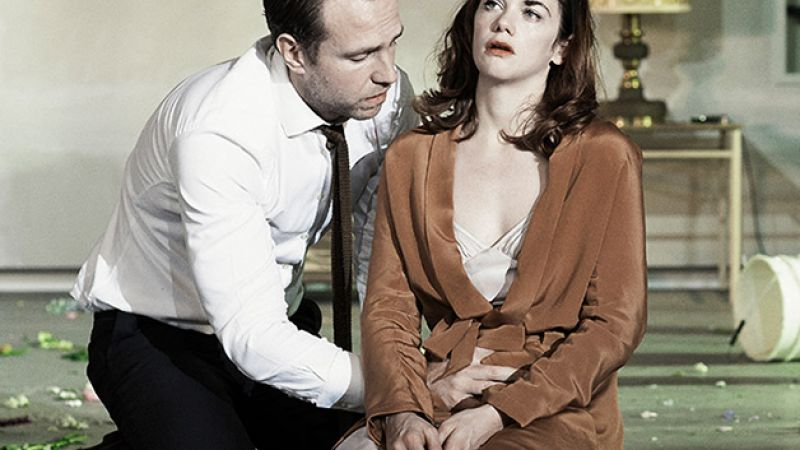 """Hedda Gabler"" at the Paramount Center"