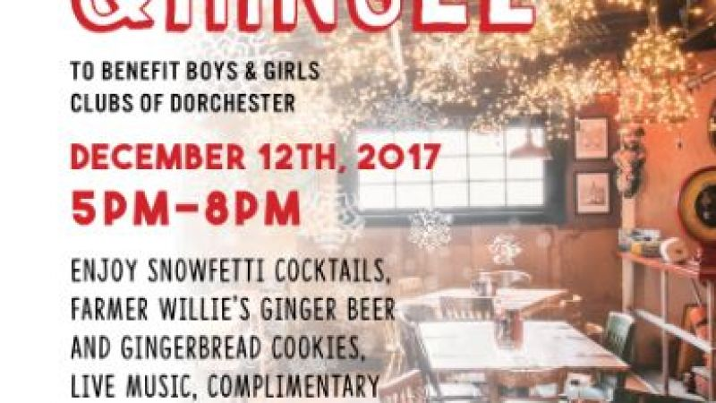 The Crabby Lodge Presents: Jingle & Mingle