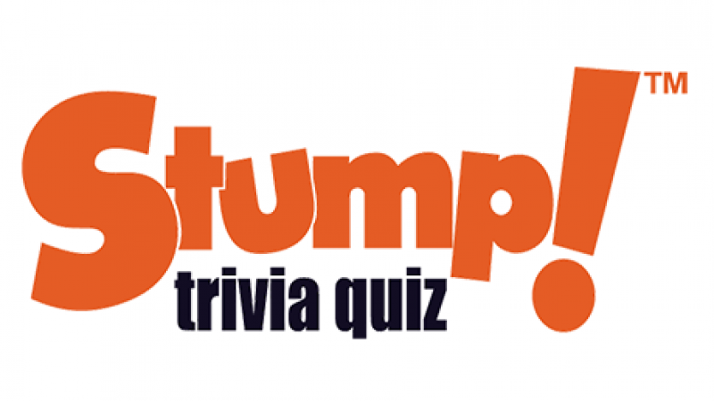 Stump Trivia in the Haymarket Lounge